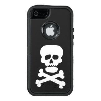 Rock Skull OtterBox Defender iPhone Case