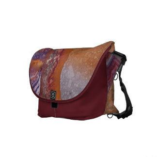Rock Solid Messenger Bag