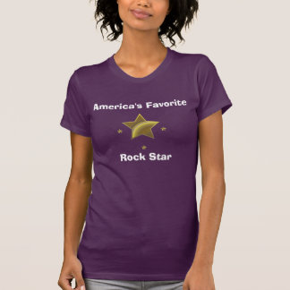 Rock Star: America's favorite Shirts