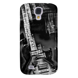 Rock Star an abstract electric guitar photograph Samsung Galaxy S4 Cases