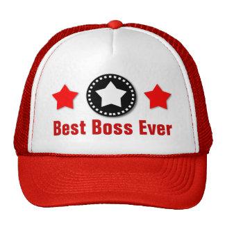 Rock Star Boss Template Modern Design V2 BLACK RED Cap