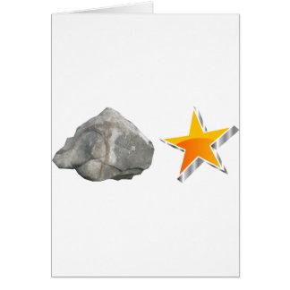 Rock Star Card