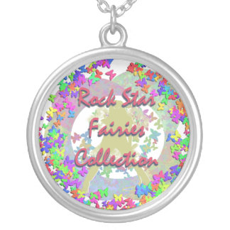 Rock Star Fairies Collection Custom Necklace