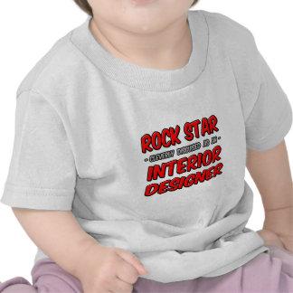 Rock Star...Interior Designer Shirts