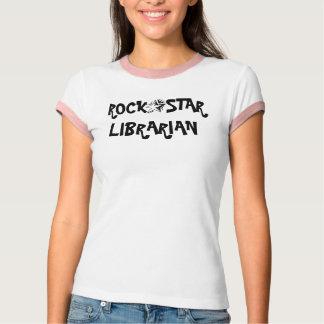 ROCK STAR LIBRARIAN T-Shirt