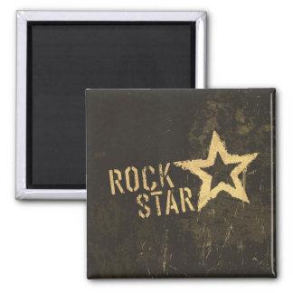 ROCK STAR MAGNET