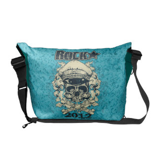 Rock Star Courier Bags