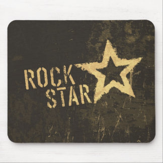 ROCK STAR MOUSE PADS