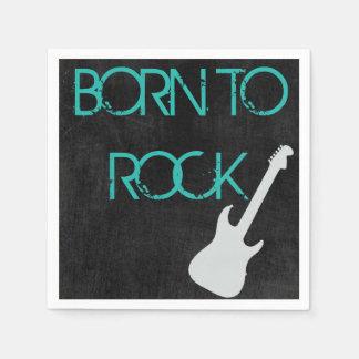 Rock Star Napkins Disposable Napkin