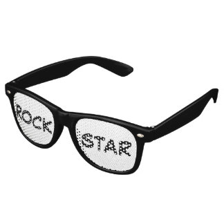 """""""Rock Star"""" Party Shades"""