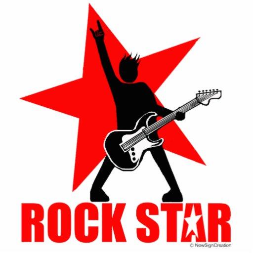 Rock Star Photo Sculptures