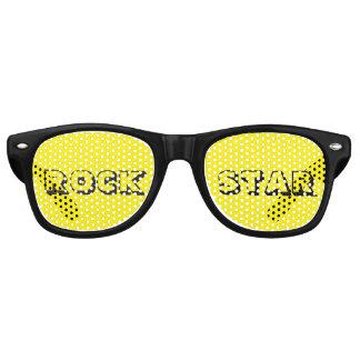 Rock Star Retro Party Shades