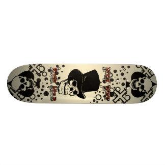 Rock Star Skateboard Pro