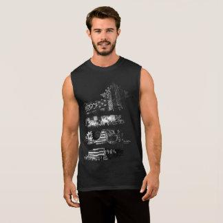 Rock Star Sleeveless Shirt