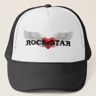 ROCK*STAR TRUCKER HAT