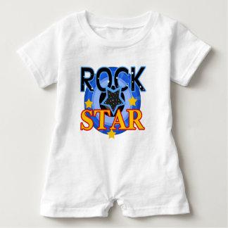 Rock Star with Blue CD Tee Shirt