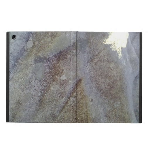 Rock & Stone Cover For iPad Air