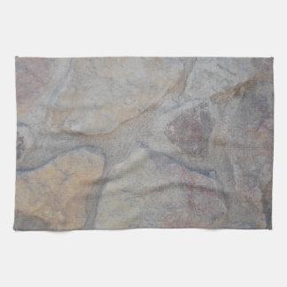 Rock Surface Tea Towel