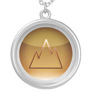 rock symbol necklaces
