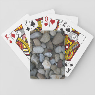 Rock Texture Template Playing Cards