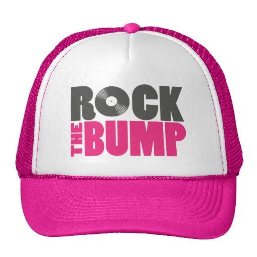 Rock the Bump - Maternity Tee Mesh Hats