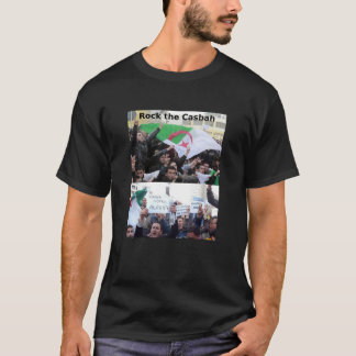 Rock the Casbah -- Algiers Protests T-Shirt