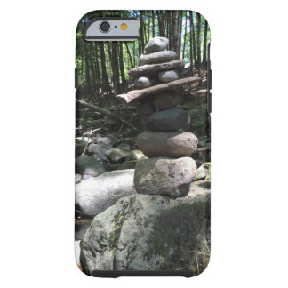 Rock the Rock Balance PhoneCase - Frost Hill Farms Tough iPhone 6 Case