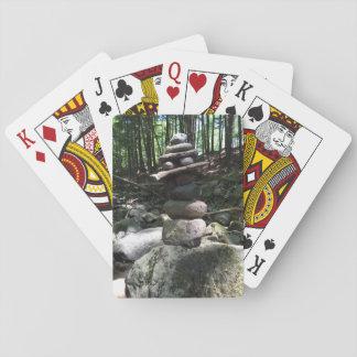 Rock the Rock Balance Playing Cards