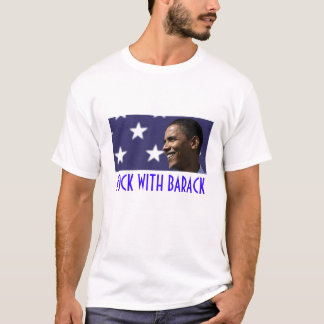 ROCK WITH BARACK T-SHIRT