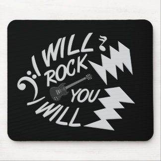 Rock You mousepad
