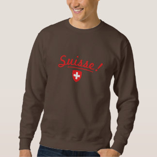 Rock Your Nation - Suisse! Sweatshirt