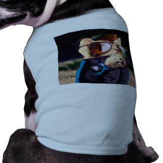 Rockabilly cat - biker cat - rocker cat - cute cat shirt