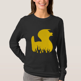 Rockabilly Duck T-Shirt