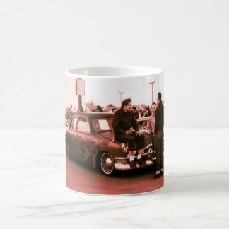 Rockabilly Hotrodders Coffee Mug