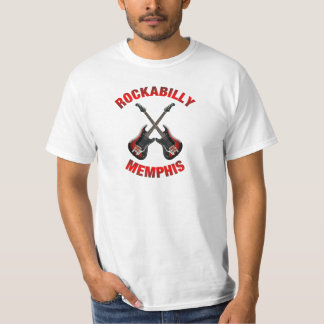 Rockabilly Music Memphis T-Shirt