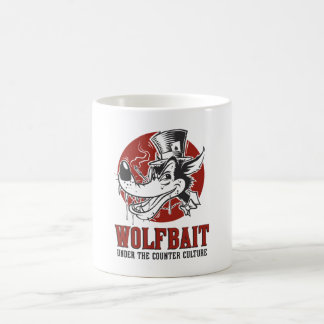 Rockabilly / Psychobilly Wolfbait artwork Coffee Mug