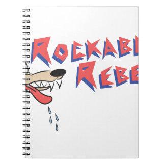 Rockabilly Rebel Notebook