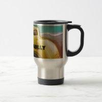 RockABilly travel mug