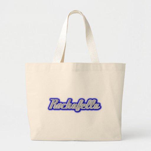Rockafella Jumbo Tote Tote Bags