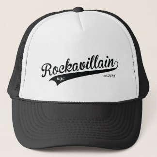Rockavillain NYC Trucker Hat