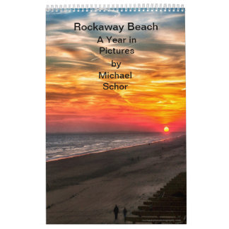 Rockaway Beach - A Year in Pictures Wall Calendars