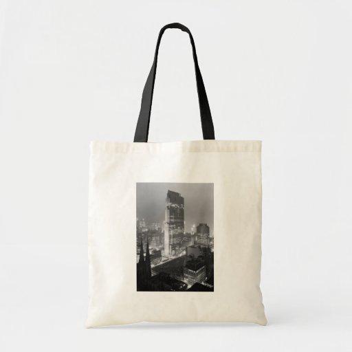 Rockefeller Center 1933 Bag