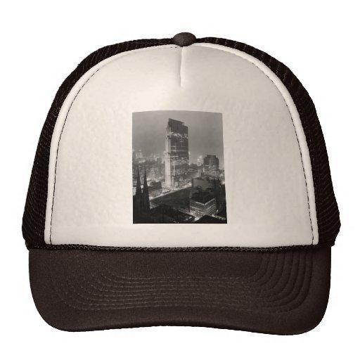 Rockefeller Center 1933 Mesh Hat