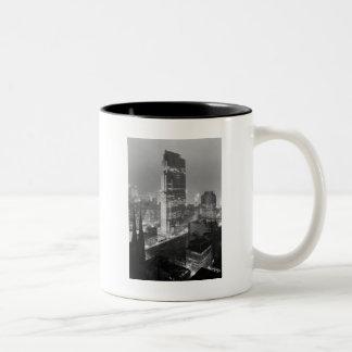 Rockefeller Center 1933 Coffee Mug