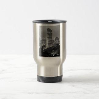 Rockefeller Center 1933 Coffee Mugs