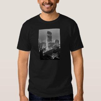 Rockefeller Center and RCA Building New York City Shirt
