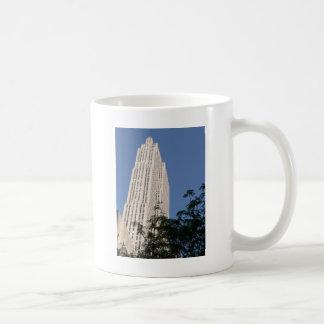 Rockefeller Center Basic White Mug