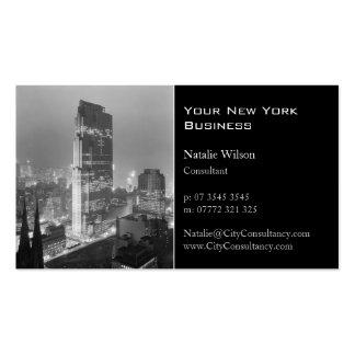 Rockefeller Center, New York Photo - Business Card