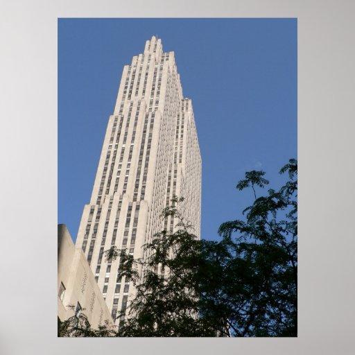 Rockefeller Center Poster