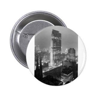 Rockefeller Centre 1933 Pin